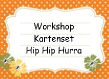 Stampin'Up!Kartenset Hip Hip