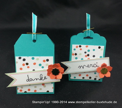 Stampin'Up! Goldstücke Sale-a-Bration 2014
