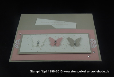 Stampin'Up! Falzbrett