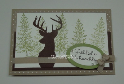 Stampin'Up! Rembering Christmas