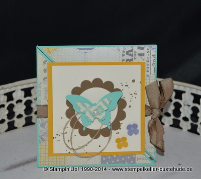 Trifoldkarte Stampin'Up!