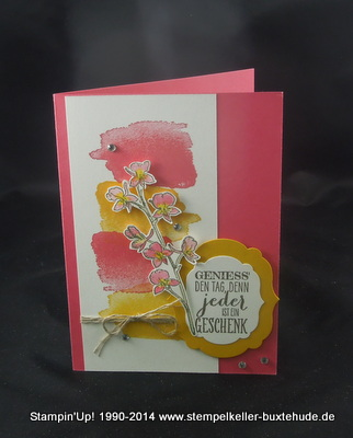 Stampin'Up! Happy Watercolor