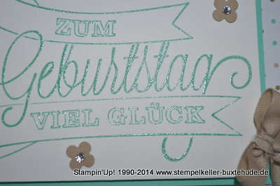 Stampin'Up! Stempelset Dein Tag