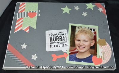 Stampin'Up! Kartenset Hip Hip Hurra