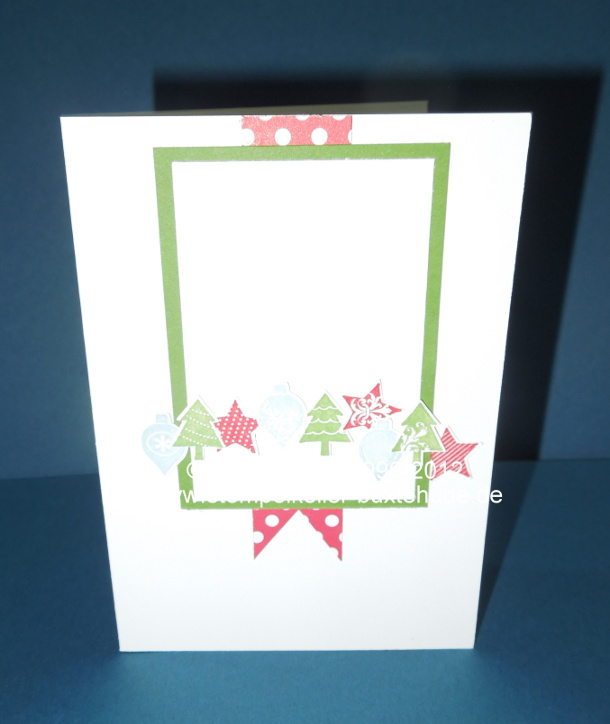 Stampin'Up! Stempelset Merry Minis